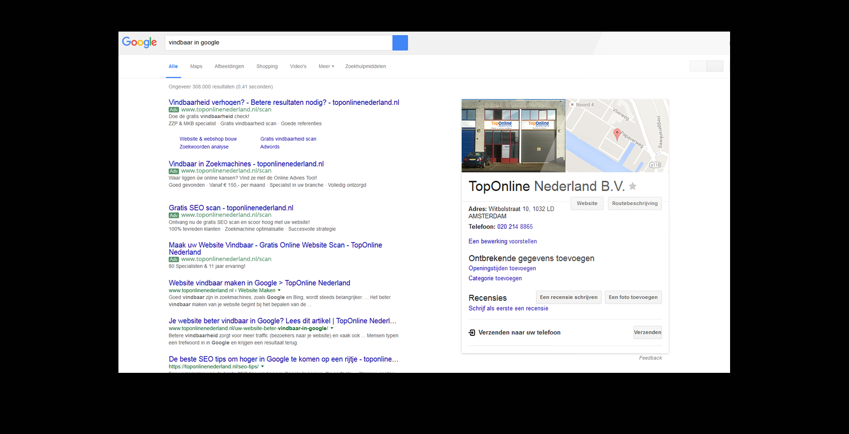 google adwords beheer en advies