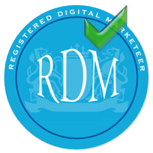 badge Registered Digital Marketing